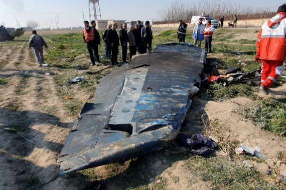 В Иране прошли первые аресты по делу о сбитом украинском «Боинге»