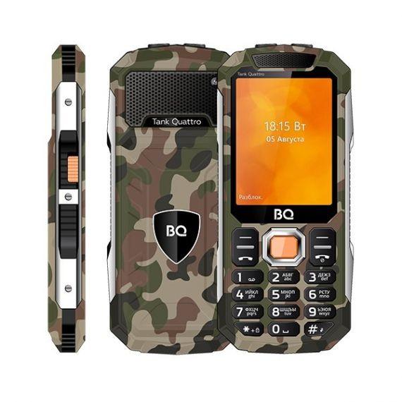 В России на рынок вышел телефон с четырьмя SIM-картами и двумя фонариками