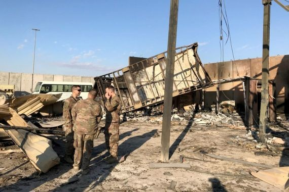 Украина предложила помощь американцам в Ираке, пообещав прислать 20 солдат