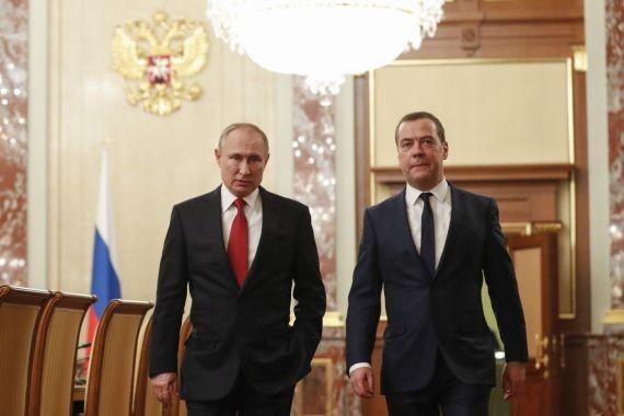 Глава ФНС Михаил Мишустин готов возглавить правительство