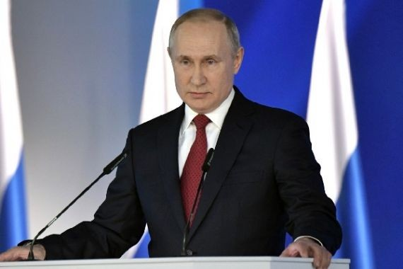 Путин объяснил необходимость поправок в Конституцию