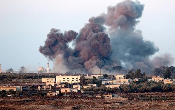 Эрдоган пригрозил новой войной в Сирии