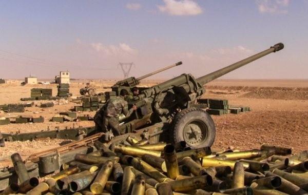 Обзор боевых действий в Сирии на сегодня, 6 февраля