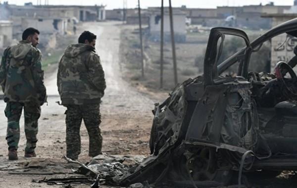 Обзор боевых действий в Сирии на сегодня, 7 февраля