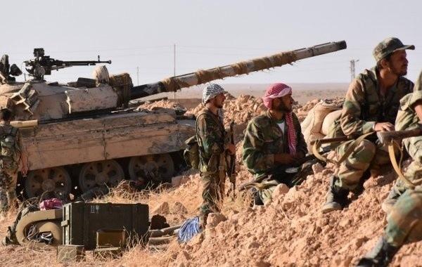 Подсчитано число террористов в Сирии