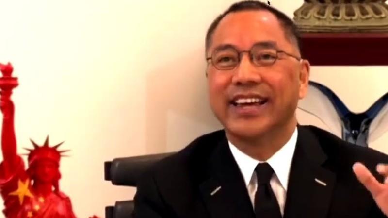 Китайский оппозиционер заявил, что от коронавируса умерли 50 тысяч человек