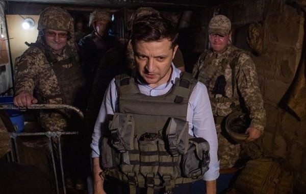 Зеленский решил по-новому взяться за Донбасс