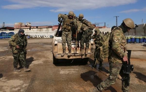 Турция отчиталась о массовом убийстве сирийских военных