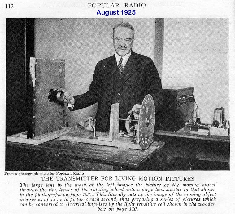 Изобретатели фантаскопа и самой большой машины для «промывания мозгов»