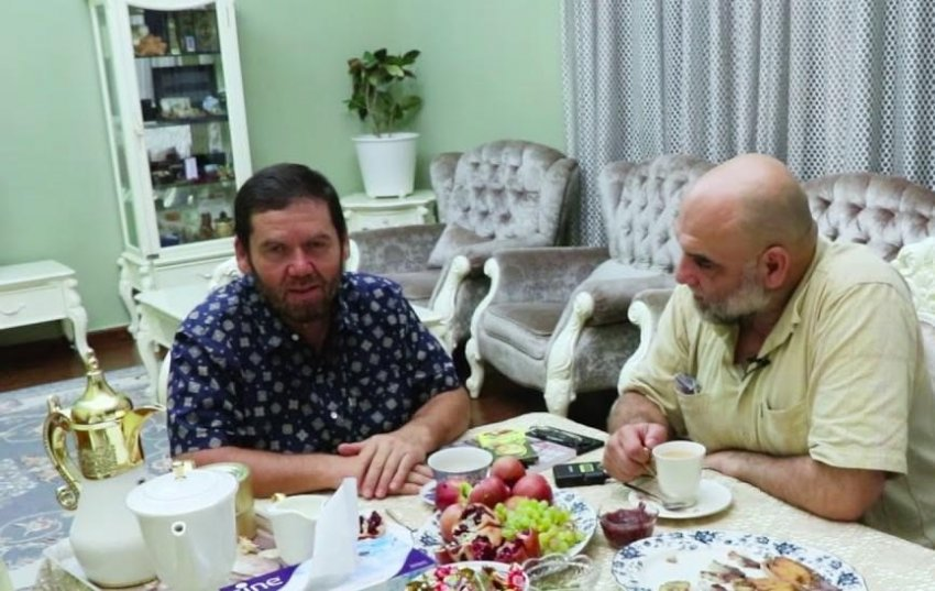 Встречи на берегу Персидского залива: Орхан Джемаль