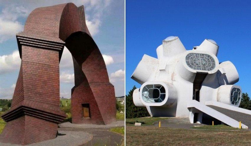 Непонятные архитекторы и как увидеть красоту в гениальных творениях