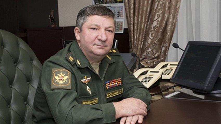 Генерал-полковник замешан в миллиардных коррупционных сделках