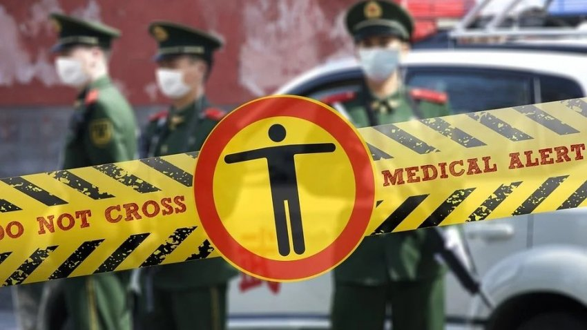 В Гонконге из карантинной зоны сбежали люди: их ищет полиция