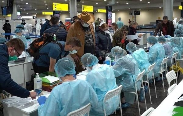 Новые заболевшие коронавирусом выявлены в России