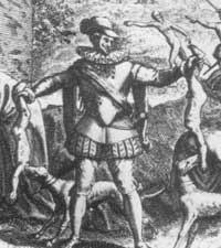 """Европа донесла """"общечеловеческие ценности"""" до американских индейцев"""