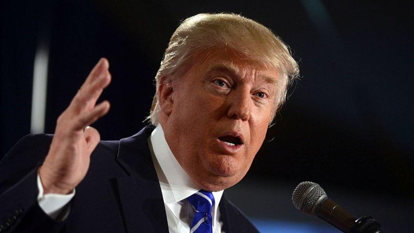Во время своего выступления Трамп сделал очень громкие обвинения в сторону Китая