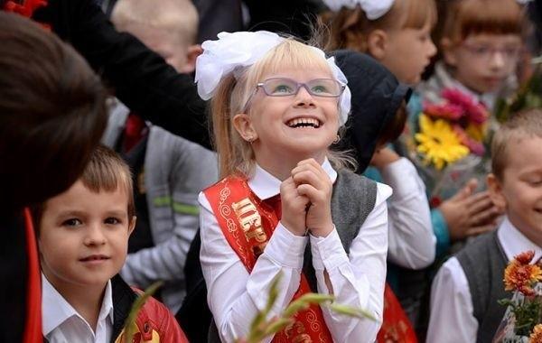 Власти заявили о том, что дети пойдут в школу 1 сентября 2020 года
