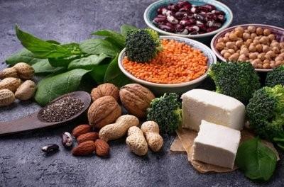 Растительные белки в рационе продлевают жизнь