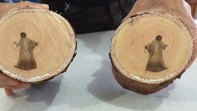 В Бразилии на срезанном стволе дерева обнаружили образ Иисуса Христа