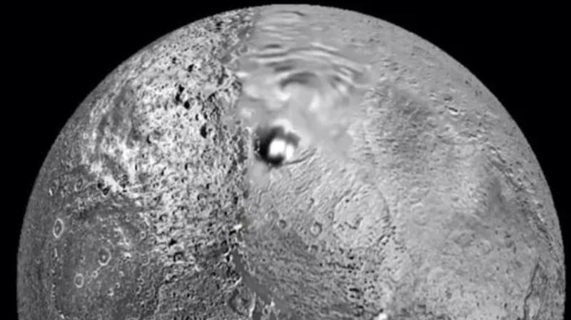 На третьем спутнике Сатурна Япете обнаружили базу инопланетян