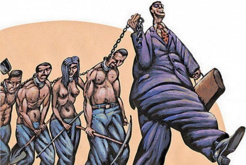 Как свобода стала высшей категорией рабства по принуждению?