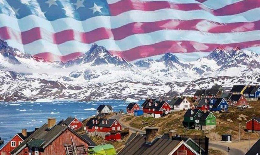 США хотят оторвать Чукотку от России с помощью Гренландии и тоннеля под Беринговым проливом
