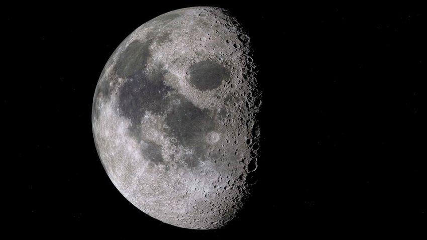 Ученые узнали, что за странное вещество удалось найти на темной стороне Луны