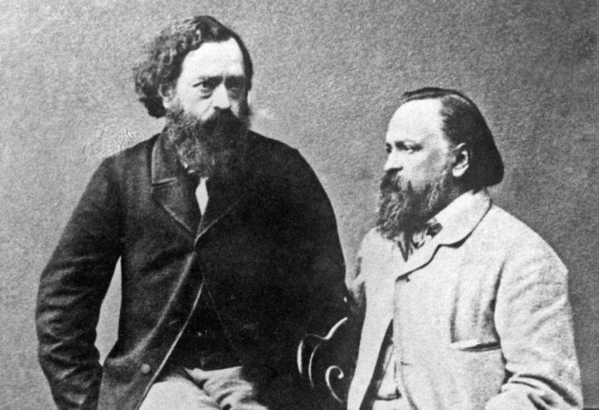Герцен, Огарев и Нечаев: Протореволюционное движение в середине XIX века