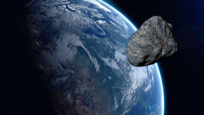 Предупреждение астронавта ЕКА: в Землю могут врезаться более миллиона астероидов
