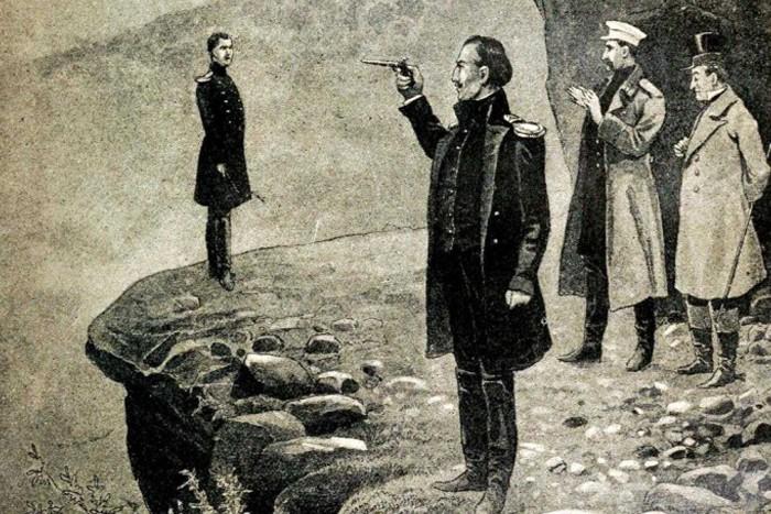 Дуэль: как русские защищали свою честь