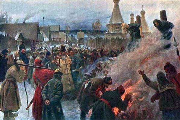 Схизма: расколы в Христианской истории