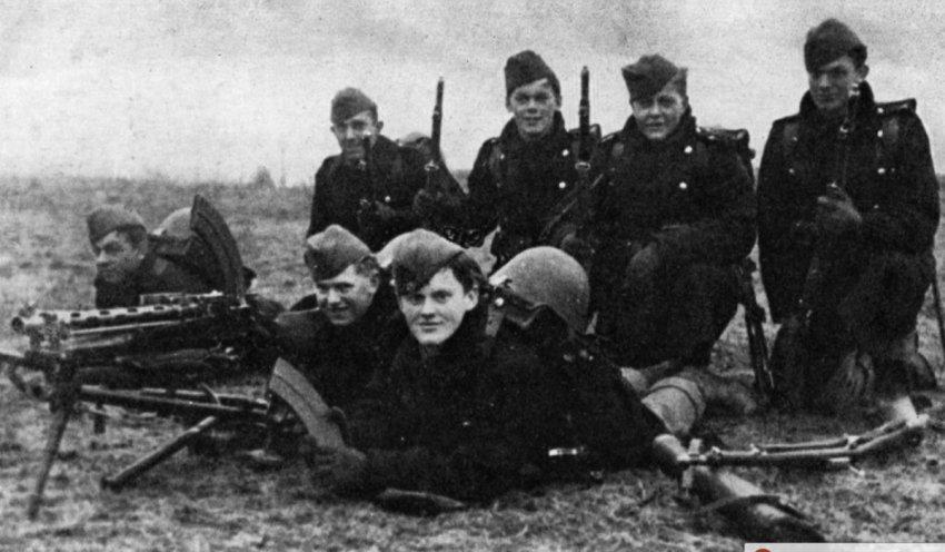 Последний отряд Вермахта застрявший на Шпицбергене