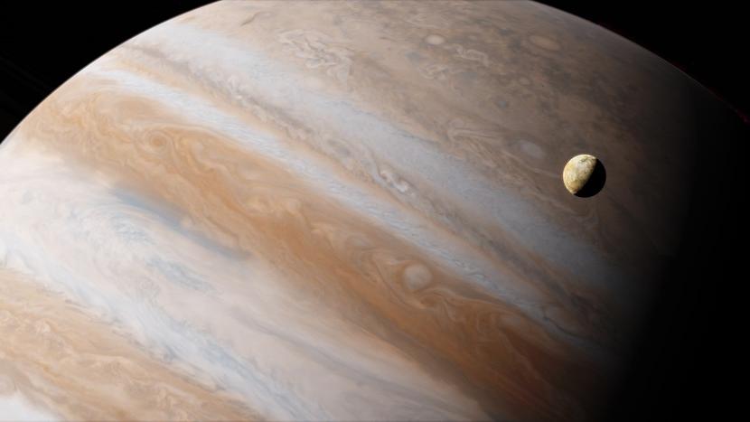 Новые исследования говорят о том, что у Юпитера могут быть около 600 спутников