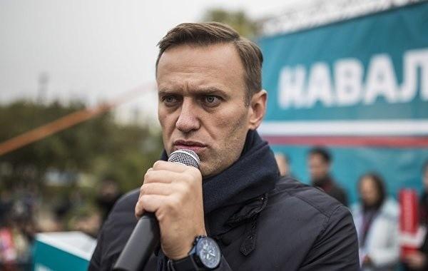 Навального выписали из больницы