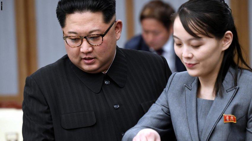 Появилась информация, что Ким Чен Ын казнил свою сестру