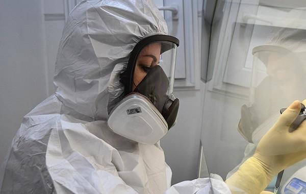 За сутки в России выявили почти 9 тысяч заболевших коронавирусом