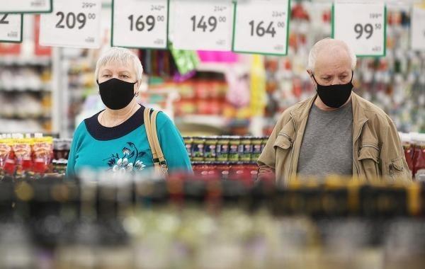 Большинство россиян игнорируют меры защиты от коронавируса