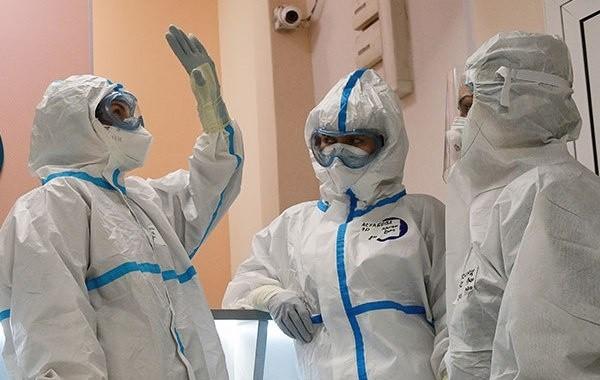 За сутки в России с коронавирусом умерли 286 человек