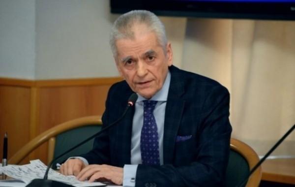 Онищенко подсчитал длительность второй волны коронавируса