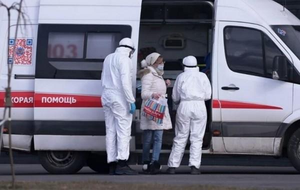 В России выявили почти 17 тысяч новых случаев заражения коронавирусом