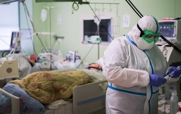 В России за сутки выявили рекордное количество заболевших коронавирусом