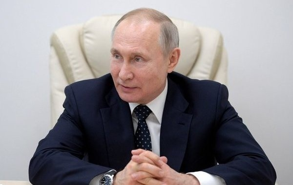 Путин отказался вводить общероссийский карантин