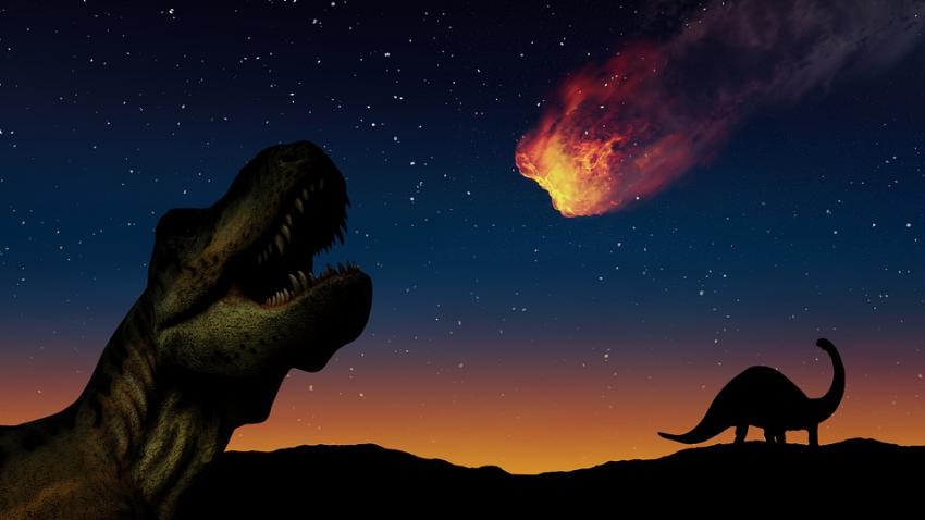 Названы факторы, которые помогли астроиду убить динозавров