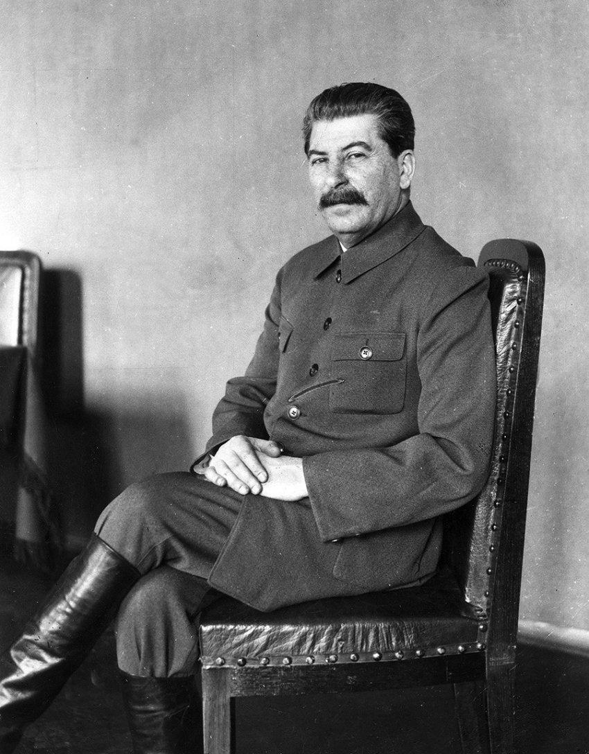 Почему Иосиф Джугашвили назвал себя Сталиным