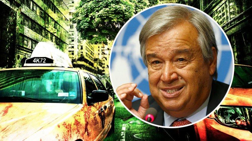 Генсек ООН заявил, что это столетие может стать последним для человечества