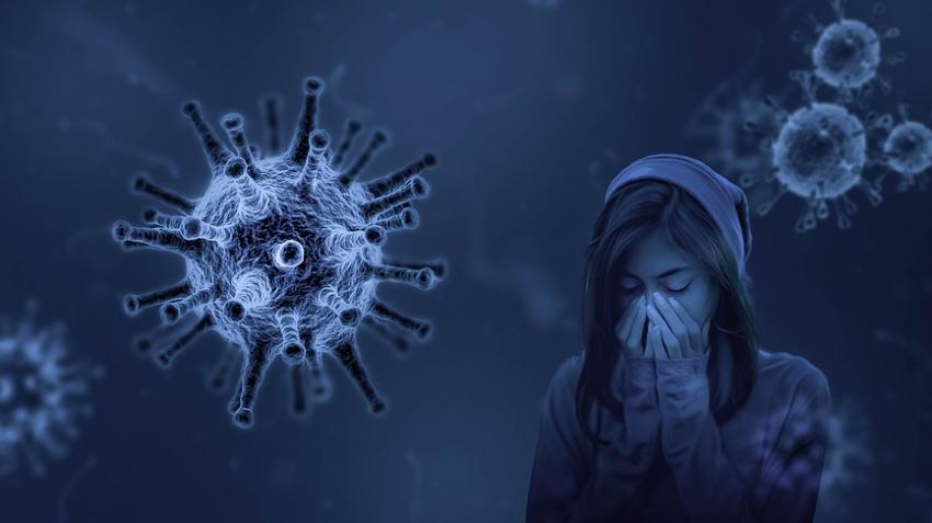 Выпадение волос и потеря слуха: названы новые необычные симптомы коронавируса