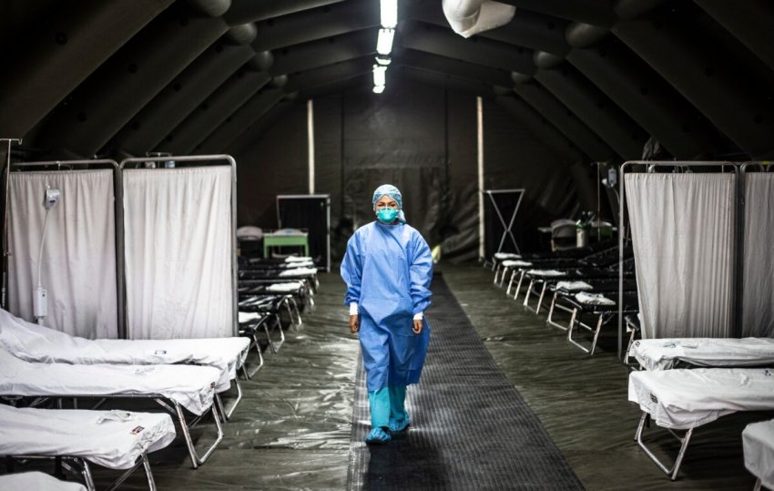 Еще в сентябре 2019 года в больницы Уханя поступали пациенты с симптомами Covid-19