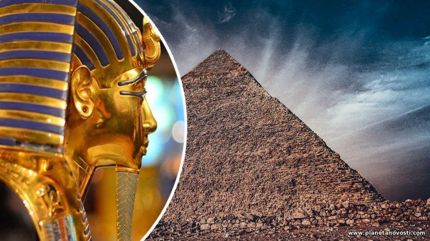 В египетской пирамиде, возможно, обнаружена мумия фараона Хуфу