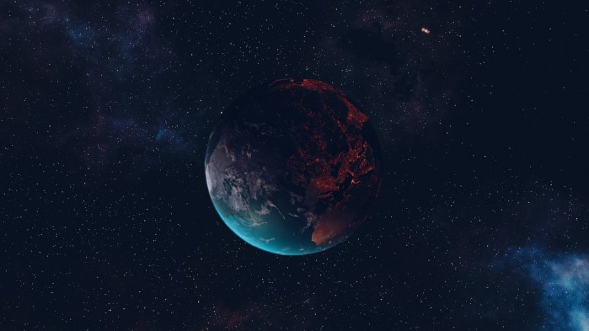 Астрофизик рассказал, как могут выглядеть обитаемые планеты