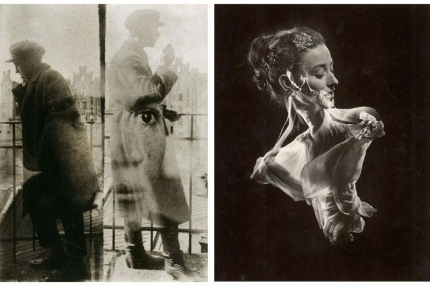 Фотомонтаж и мистика на заре развития фотографии